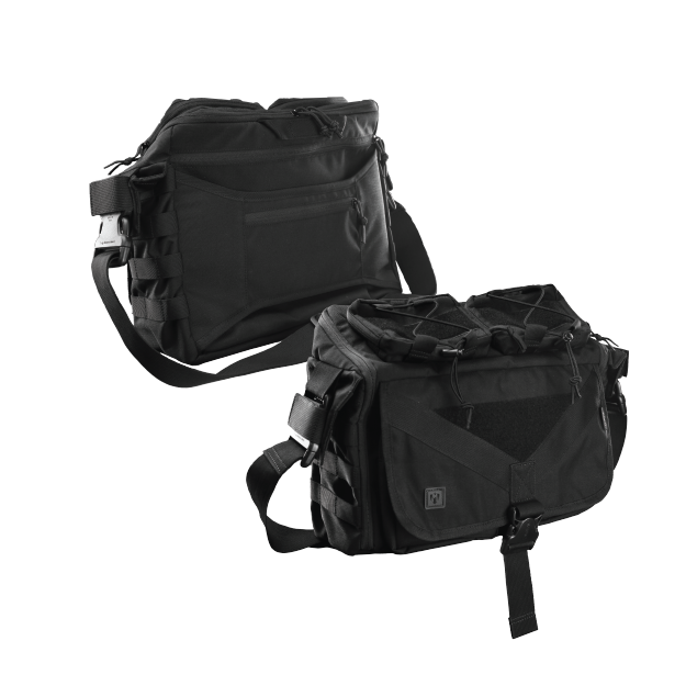 Frontline Messenger Bag