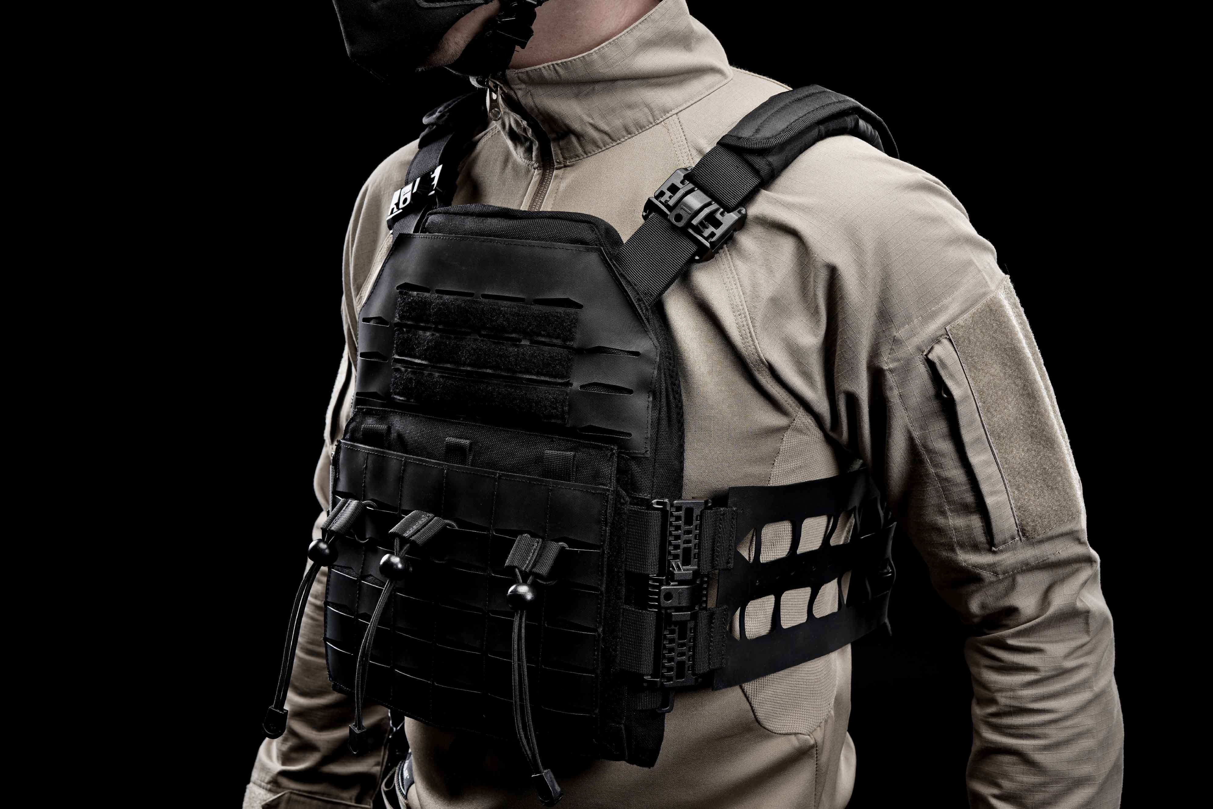 Hypafox Plate Carrier