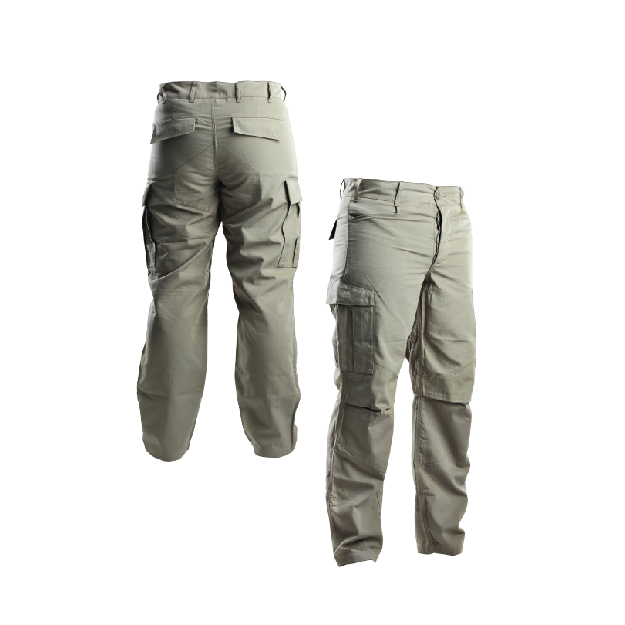 Vegetata Pants Coyote Tan